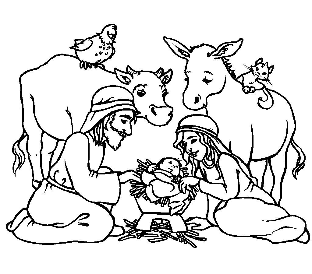 free christian christmas coloring pages printable the best free religious coloring page images download free christian coloring christmas pages printable