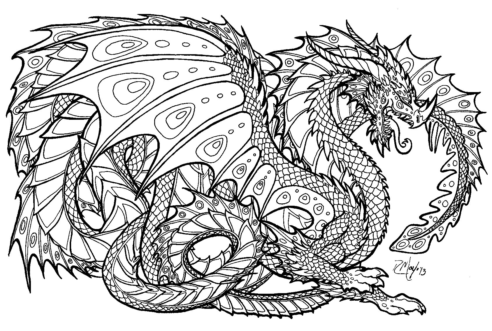 free coloring pages of dragons complicated coloring pages to print download free dragons pages coloring free of