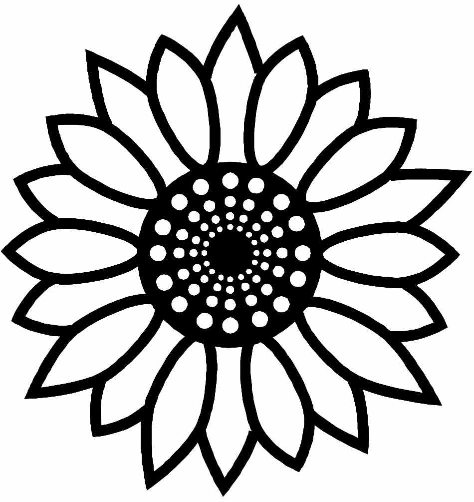 free coloring pages of flowers flower coloring pages getcoloringpagescom of pages flowers free coloring