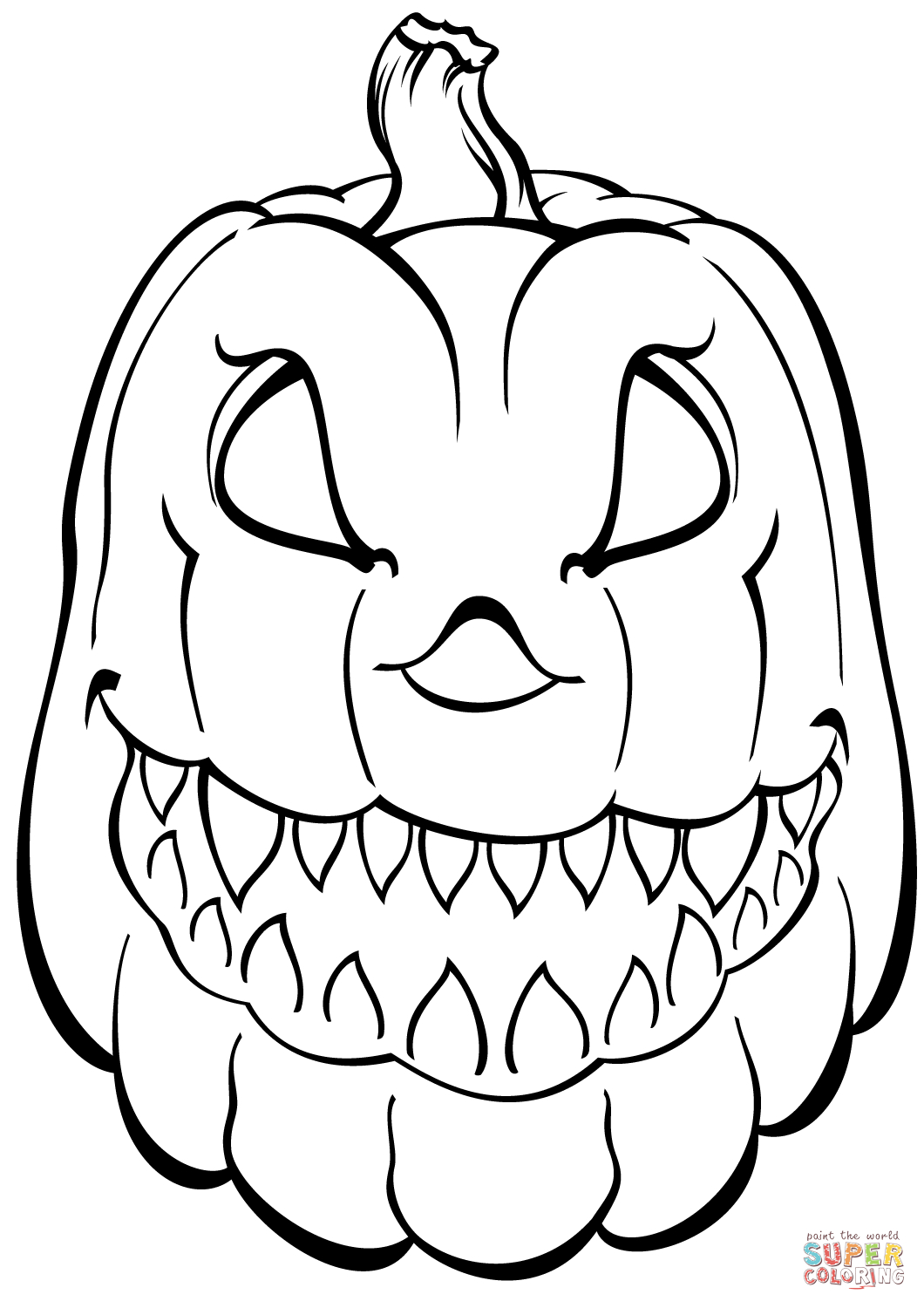 free coloring pages of pumpkins free printable pumpkin coloring pages for kids cool2bkids of free pumpkins pages coloring