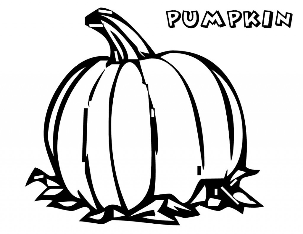 free coloring pages of pumpkins pumpkin with leaves coloring page free printable of coloring pages free pumpkins