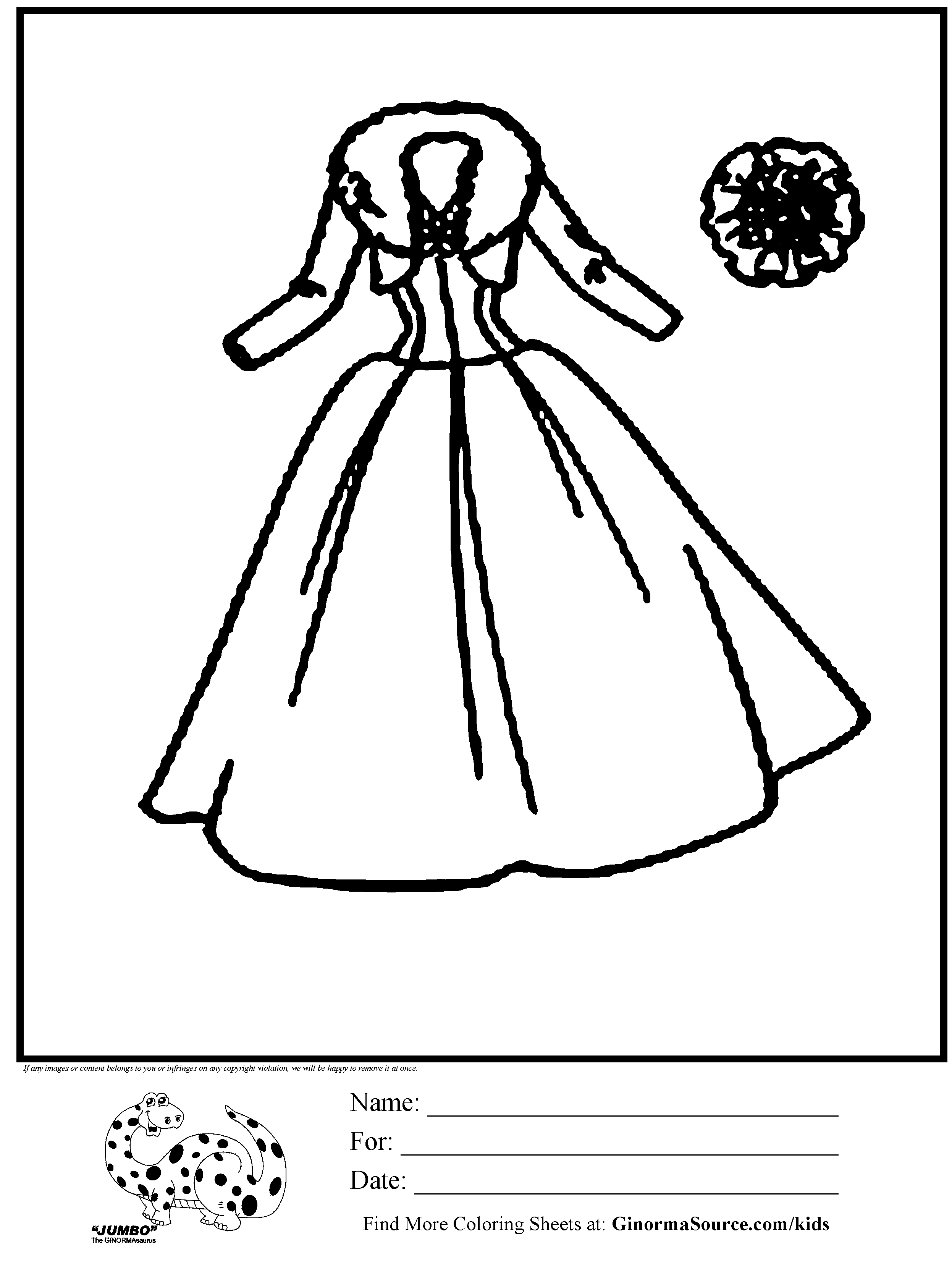 free dress coloring pages coloring pages dress coloring home pages free dress coloring