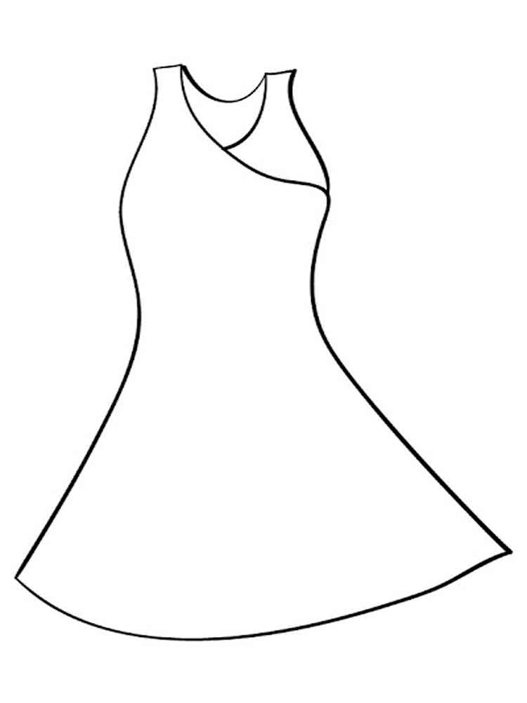 free dress coloring pages dress coloring pages free printable dress coloring pages dress free pages coloring