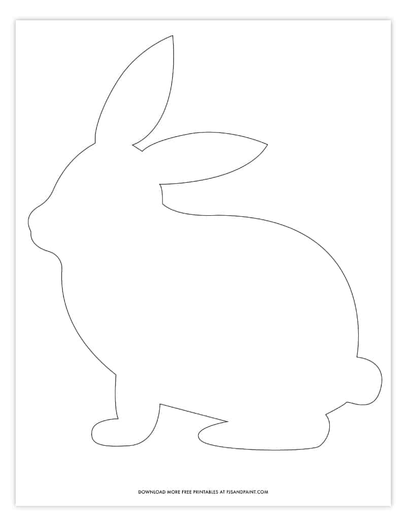 free easter bunny pictures easter bunny pages for preschoolers coloring pages easter free pictures bunny