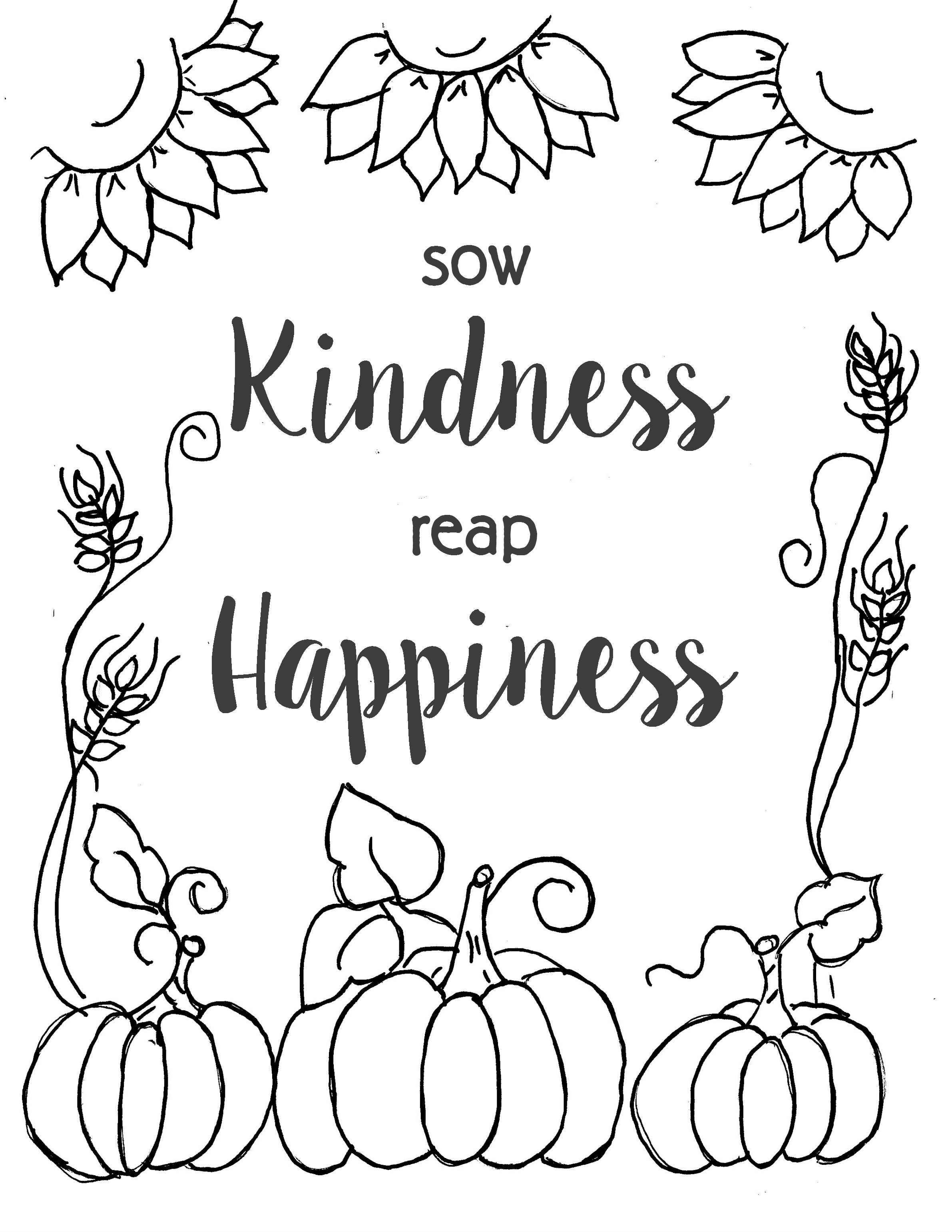 free fall printable coloring pages free fall printable coloring page flower patch farmhouse coloring printable free fall pages