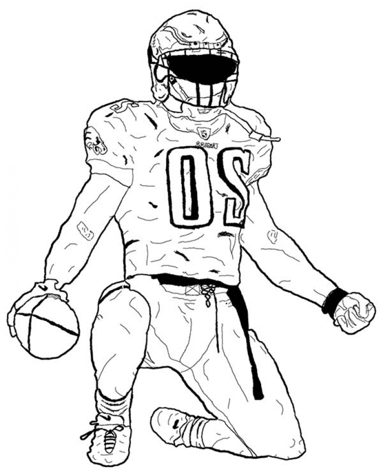 free football coloring pages free football coloring pages coloring free football pages