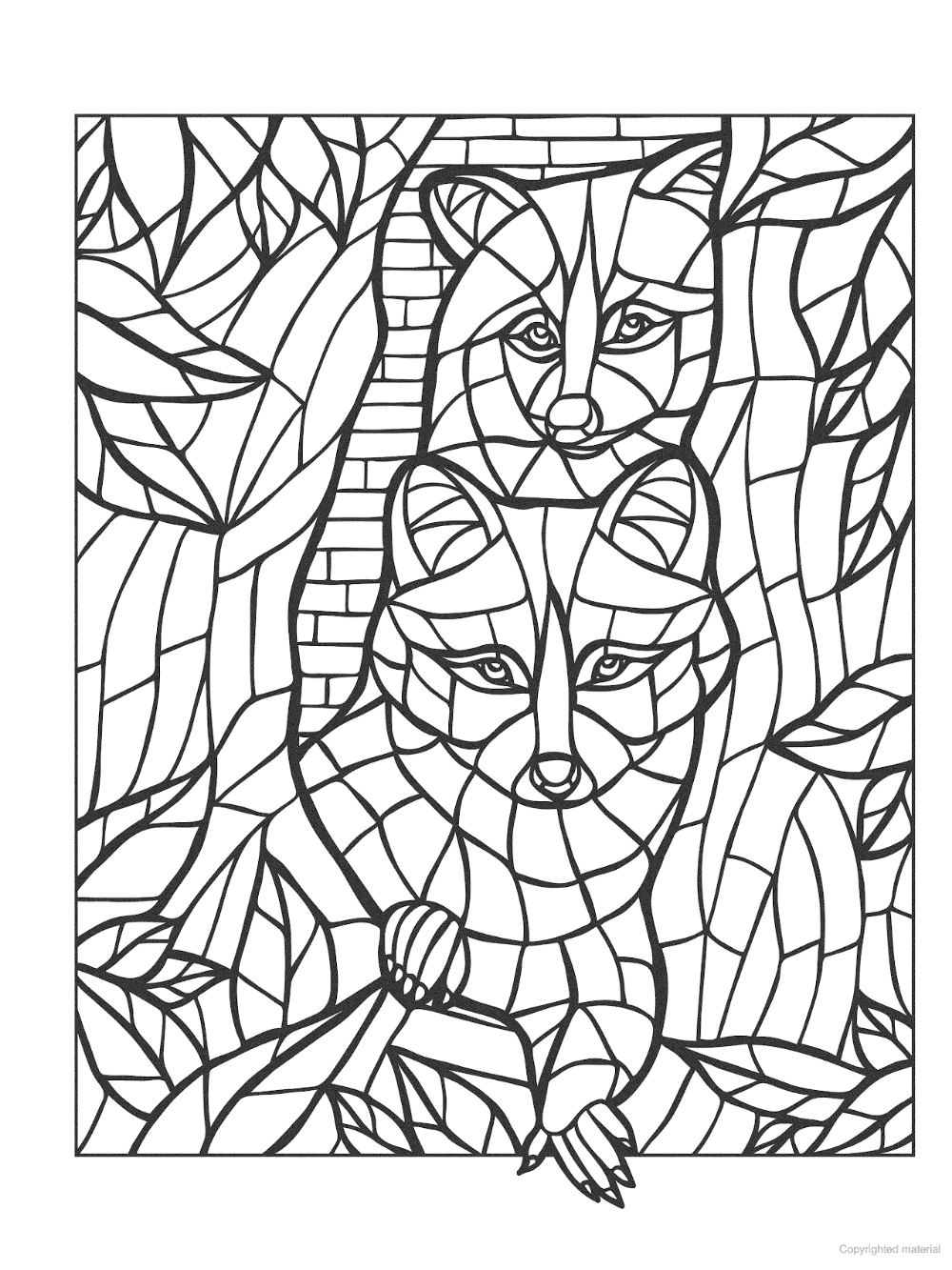 free mosaic coloring pages floral mosaic coloring page download print online mosaic pages free coloring