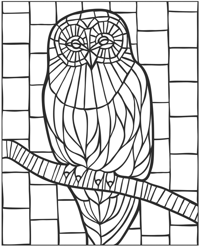 free mosaic coloring pages mosaic coloring pages to download and print for free coloring free mosaic pages