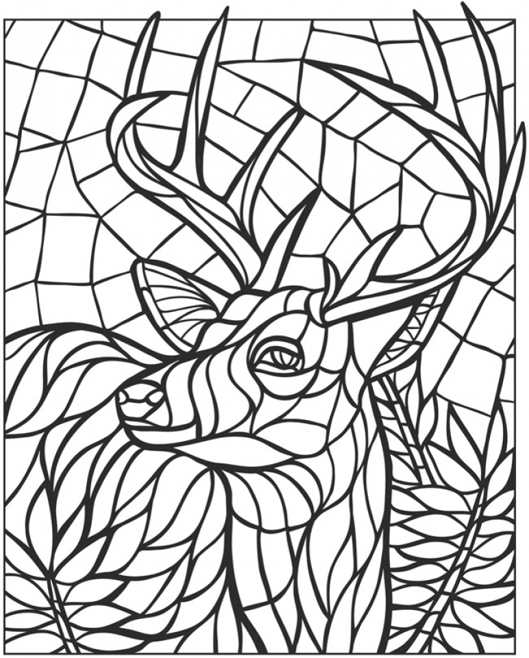 free mosaic coloring pages traditional islamic mosaic coloring page free printable coloring mosaic pages free
