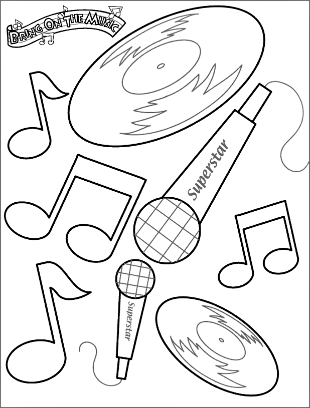 free music coloring sheets free music coloring pages sheets for kids preschool coloring sheets free music