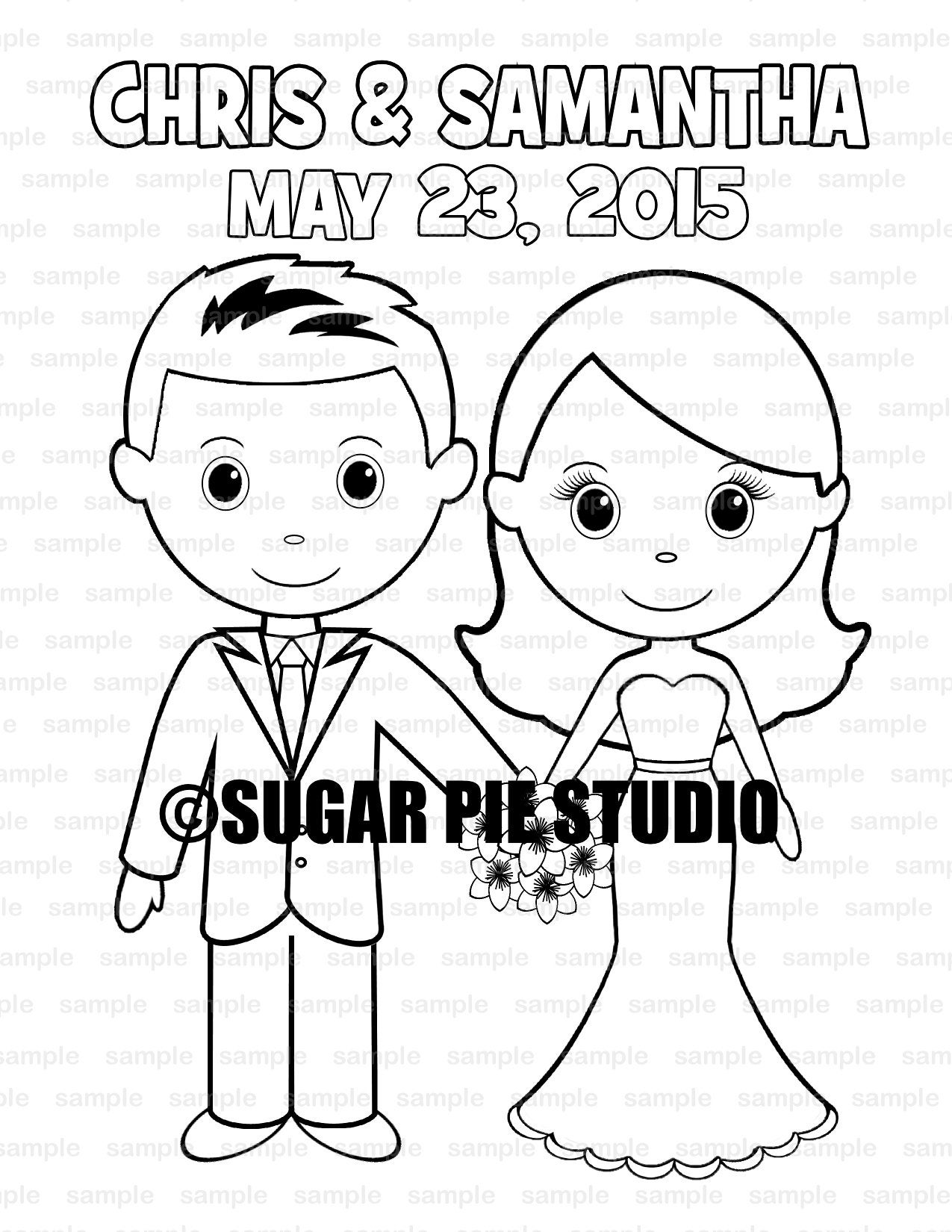 free personalized wedding coloring pages personalized wedding coloring pages collection free pages personalized coloring free wedding