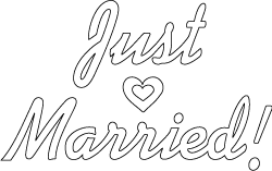 free personalized wedding coloring pages printable wedding coloring pages and activity sheets free pages coloring personalized wedding