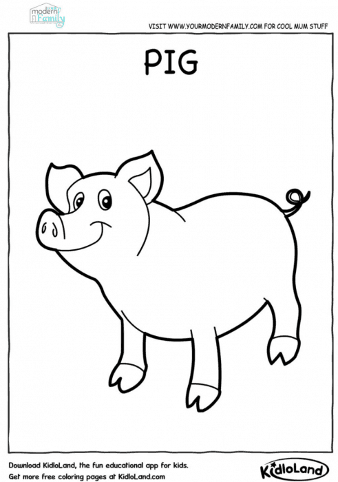 free pictures of farm animals to print free printable farm animal cutouts free printable a to z to animals of farm pictures print free