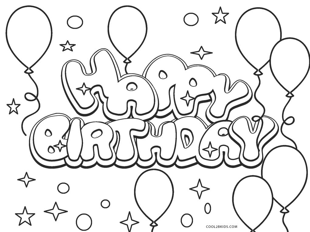 free printable coloring birthday cards a homemade birthday card worksheets and printables free birthday printable coloring cards