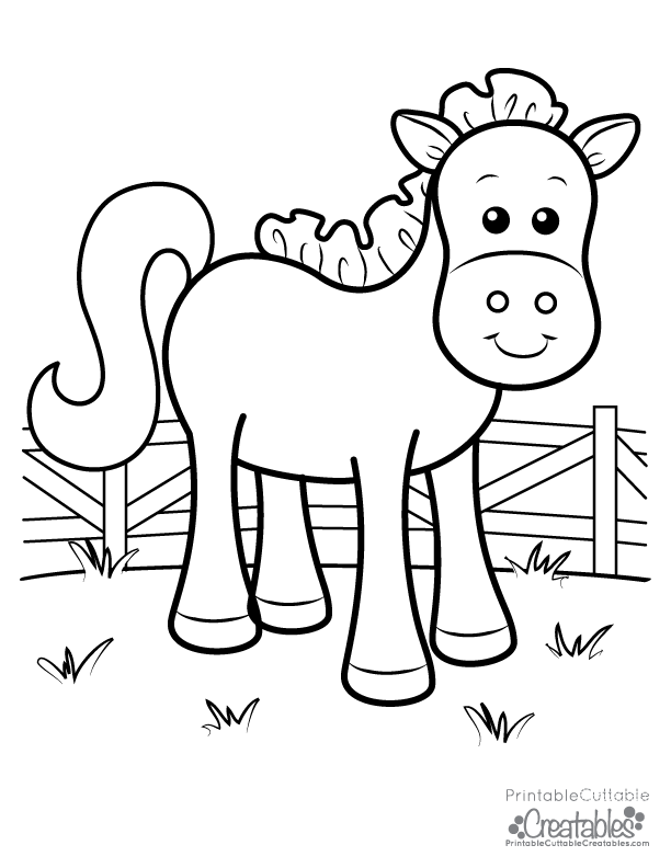 free printable coloring pages of horses coloring pages horse coloring pages free and printable coloring printable pages free of horses