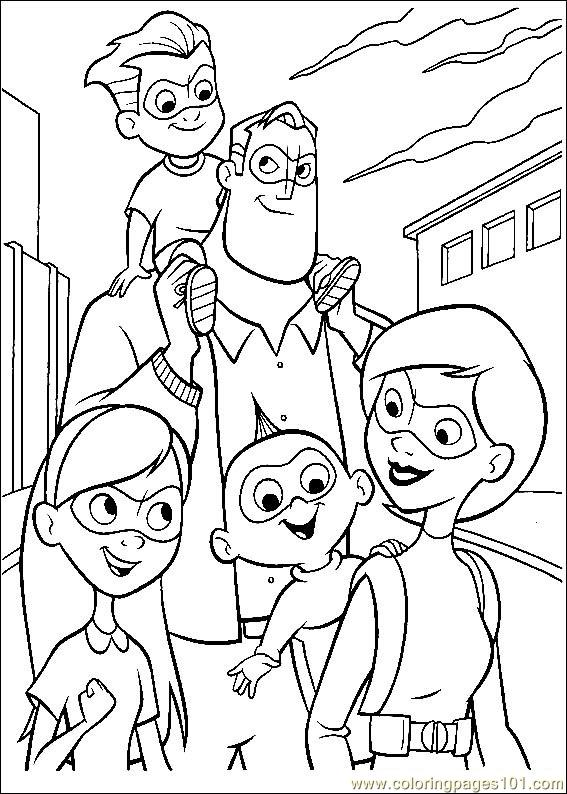 free printable incredibles 2 coloring pages incredibles 2 bob parr quotmr incrediblequot the printable incredibles 2 pages coloring free