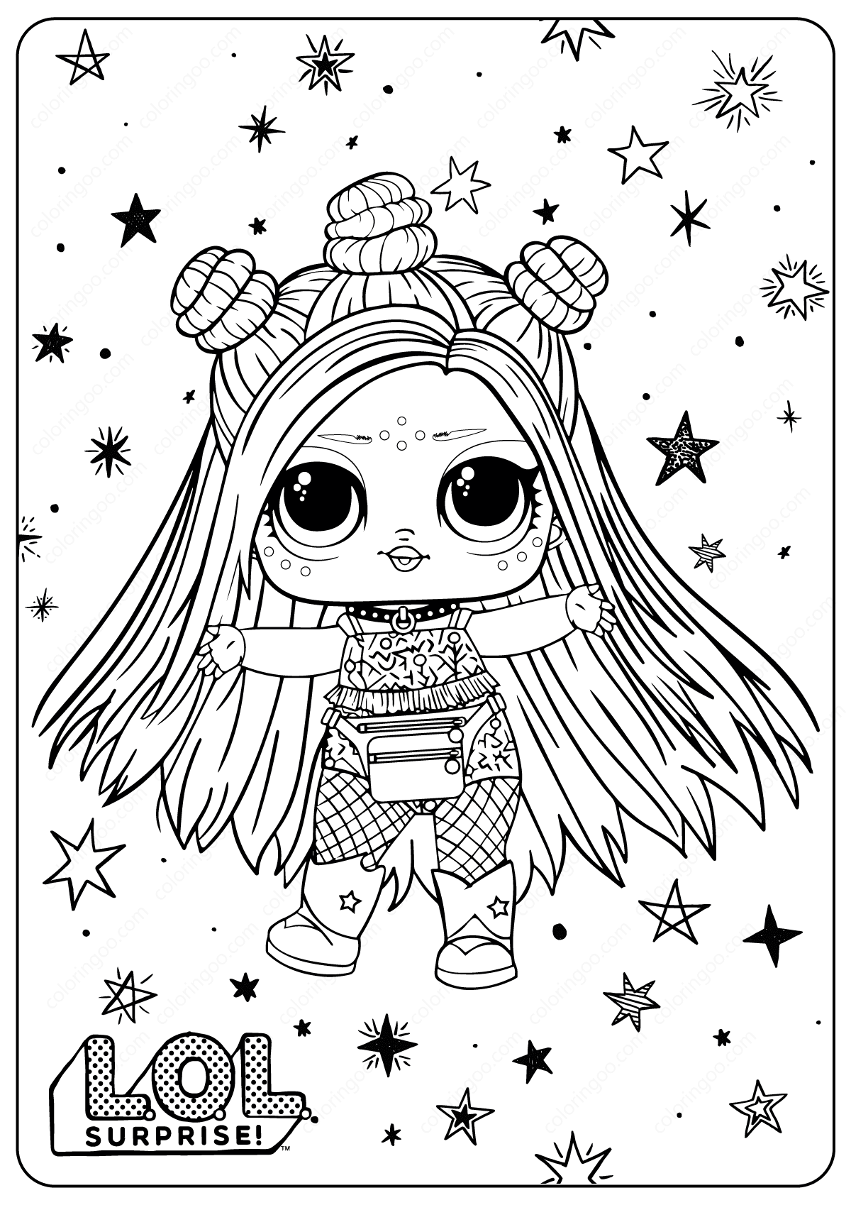free printable lol coloring pages 30 free printable lol surprise doll coloring pages free lol pages printable coloring