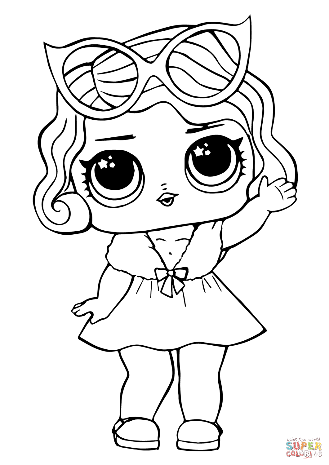 free printable lol coloring pages best 21 lol dolls coloring pages printable best coloring coloring printable free lol pages