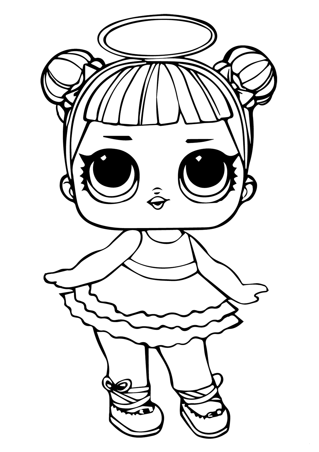 free printable lol coloring pages free printable lol surprise hairgoals coloring pages pages lol free printable coloring