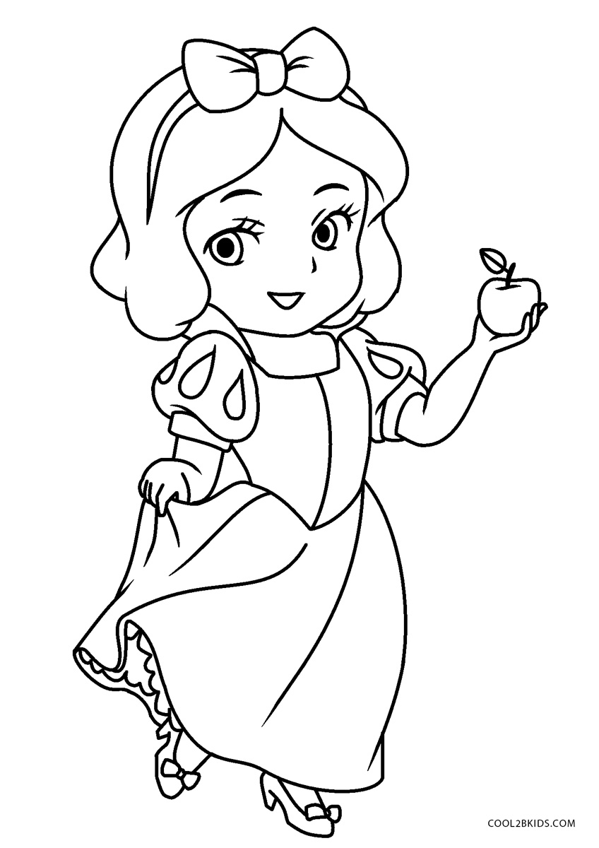 free snow white coloring pages disney coloring pages snow white at getcoloringscom snow pages free white coloring
