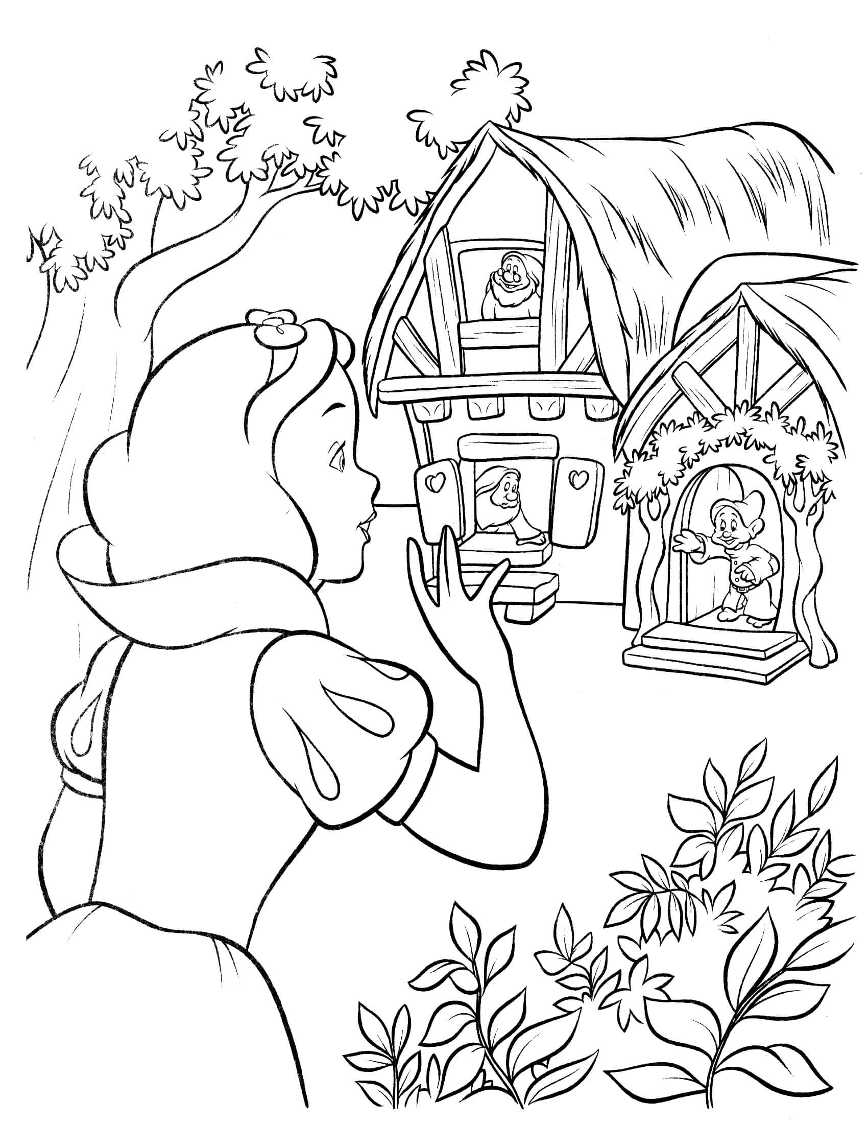 free snow white coloring pages princess snow white coloring pages for kids printable snow free pages white coloring