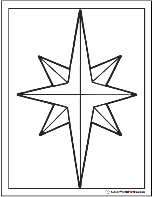free star coloring pages kiddycharts printables star colouring pages coloring free pages star