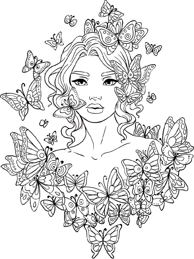 free teen coloring pages free coloring pages for teens printable to download teen free coloring pages