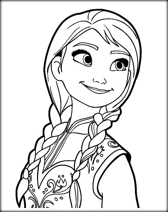 frozen coloring pages anna anna frozen coloring pages coloring pages to download frozen coloring pages anna