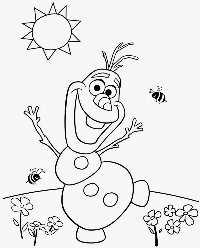 frozen olaf coloring pages new olaf coloring pages Рисунки для раскрашивания pages olaf coloring frozen