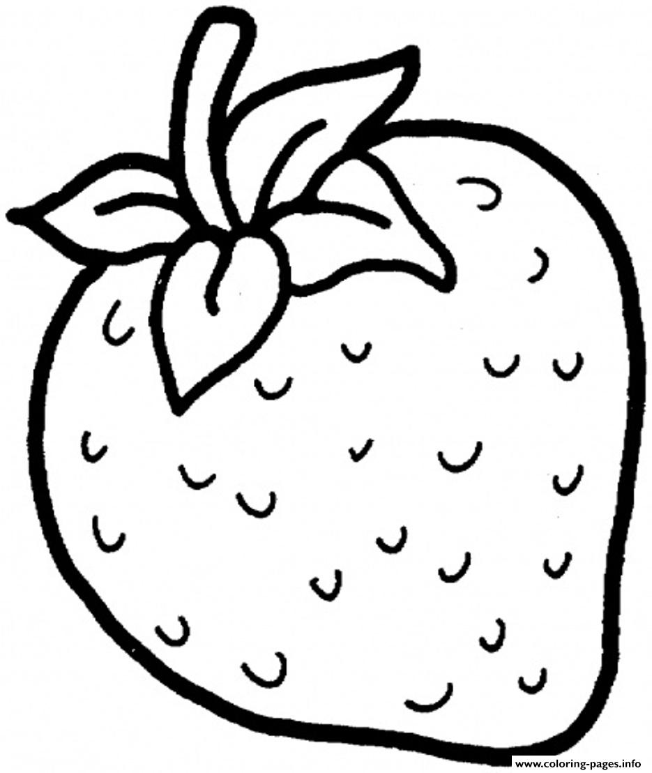 fruits images for coloring free printable fruit coloring pages for kids coloring images for fruits