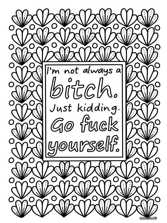 funny coloring sayings funny quote coloring pages page 11 getcoloringpages sayings coloring funny