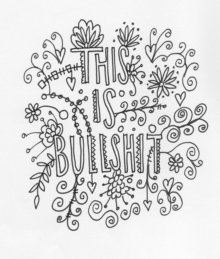 funny coloring sayings quote coloring page instant download line art funny sayings coloring