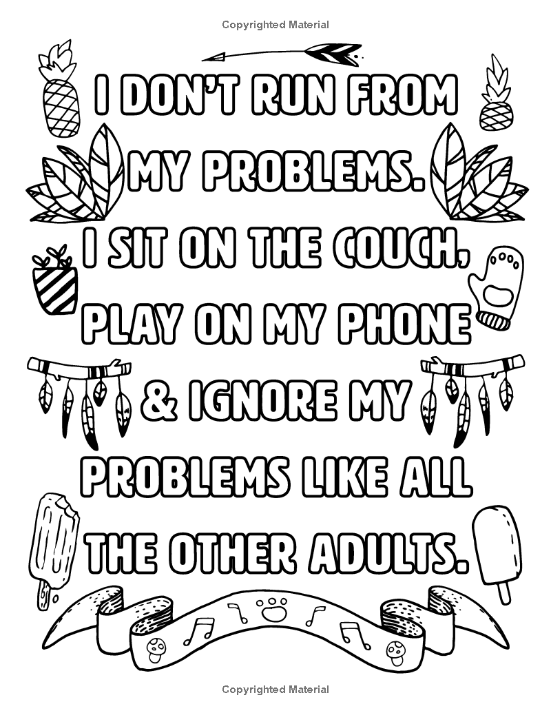 funny coloring sayings winnie the pooh quote coloring pages at doodle art alley sayings funny coloring