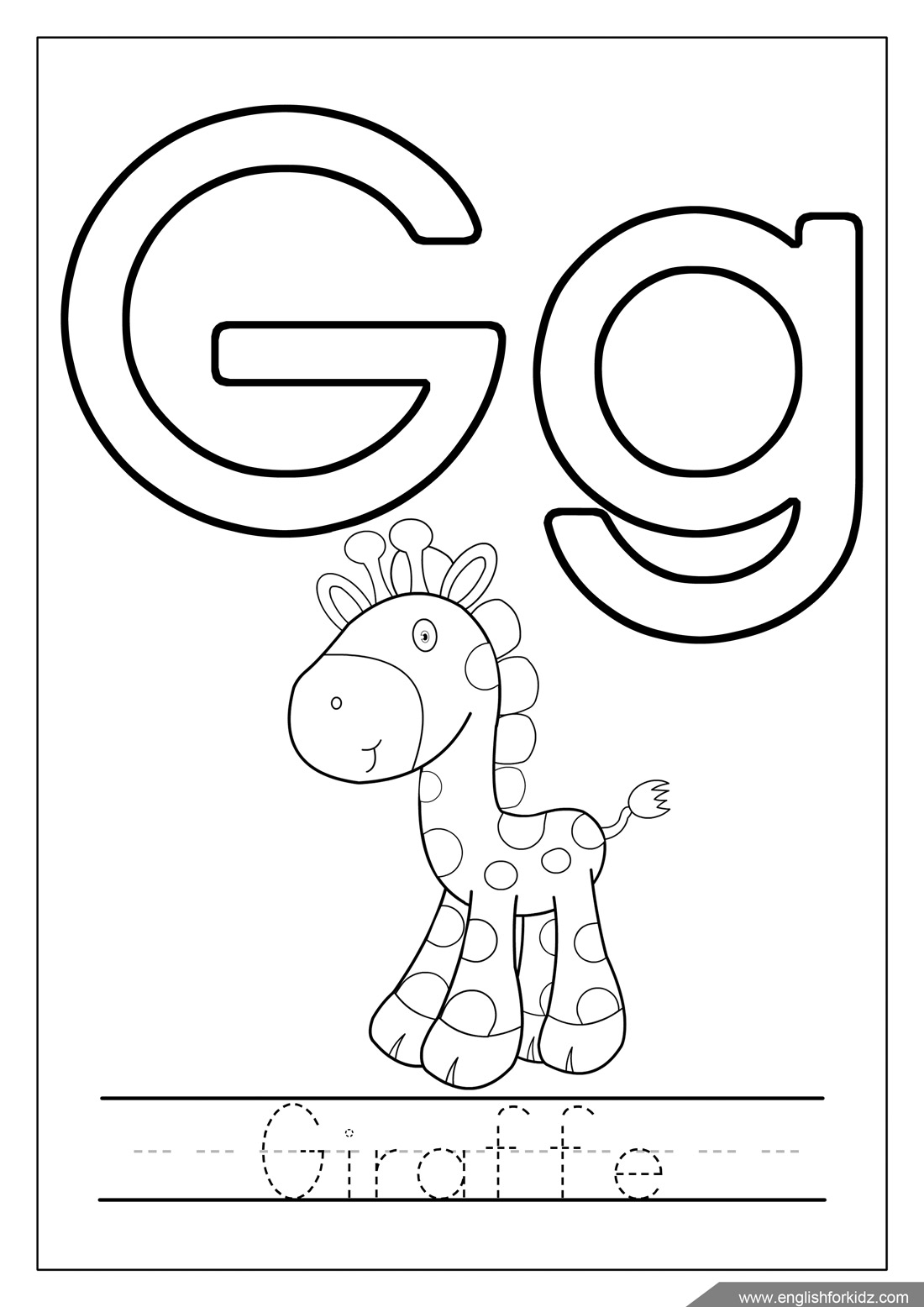 g coloring pictures letter g coloring pages preschool coloring home g coloring pictures