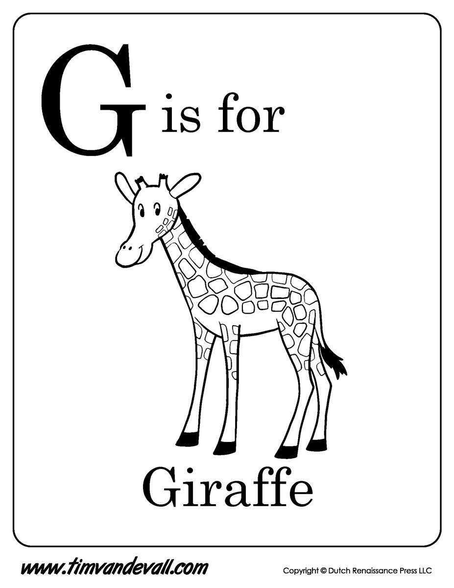 g is for giraffe cool drawings of sniper rifles coloring pages g for is giraffe