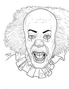 gangster scary clown coloring pages gangster clown drawing at getdrawings free download gangster pages coloring clown scary