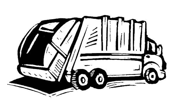 garbage truck drawing patent us6264528 remote controlled toy trash truck drawing garbage truck
