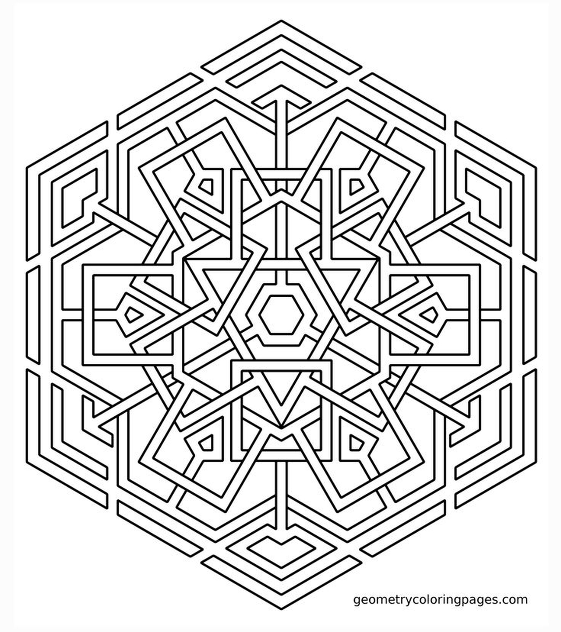 geometric pictures to color 20 free printable geometric coloring pages to color pictures geometric