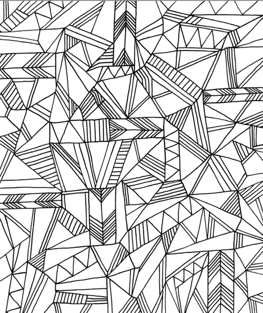 geometric pictures to color geometric design coloring page coloring home to color pictures geometric