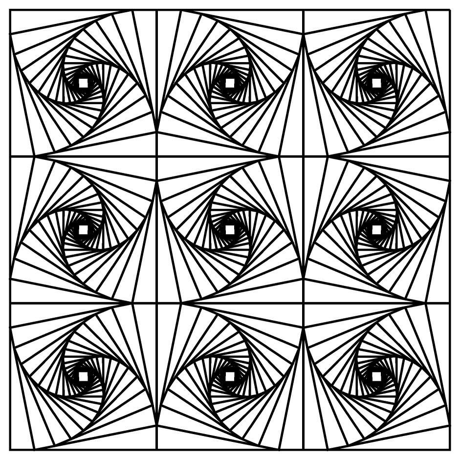 geometric pictures to color geometric shapes cartoon coloring page geometric to color pictures