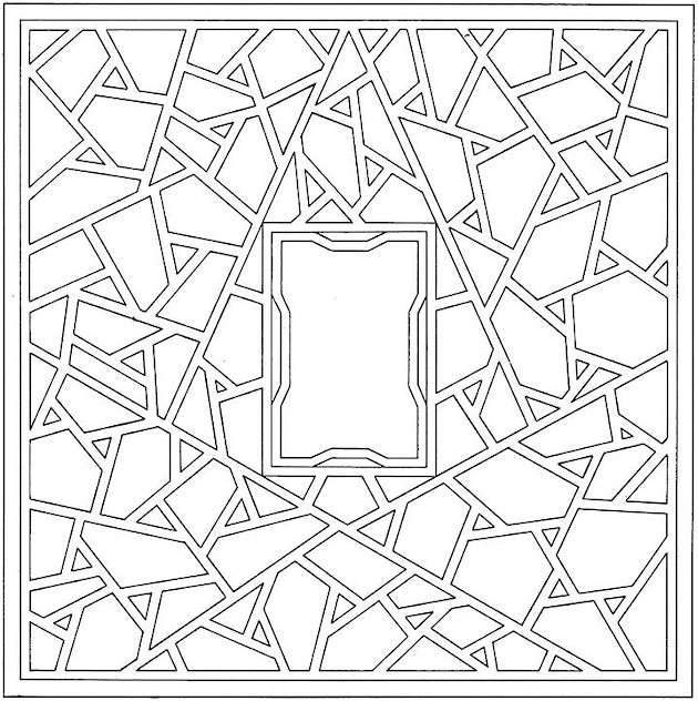 geometric pictures to color get this printable geometric coloring pages online 76696 geometric to color pictures