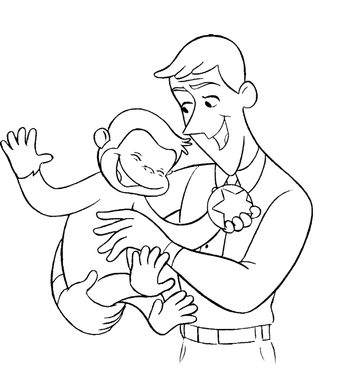 george the monkey coloring pages curious george coloring pages for kids curious george coloring george the monkey pages