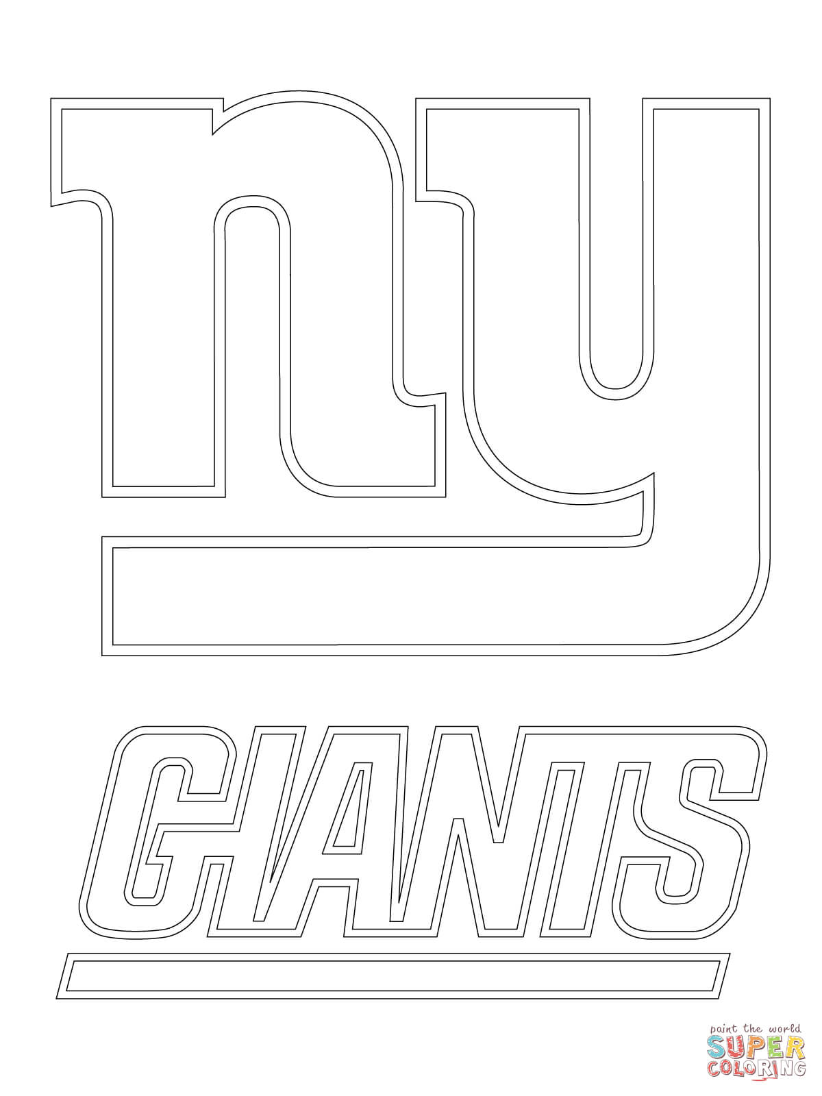 giants coloring pages giant coloring pages to download and print for free giants pages coloring
