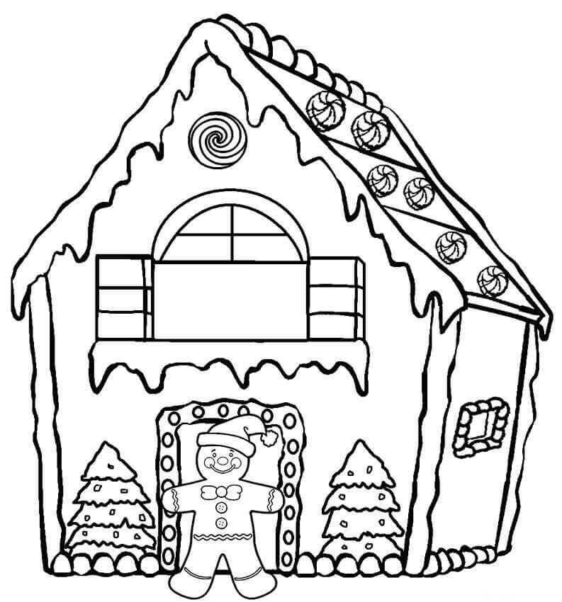 gingerbread house colouring pages gingerbread house coloring page zen drawing coloring book gingerbread pages colouring house
