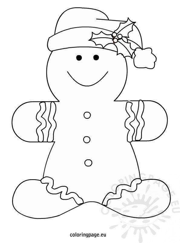 gingerbread man coloring pictures free printable gingerbread man coloring pages for kids pictures coloring man gingerbread