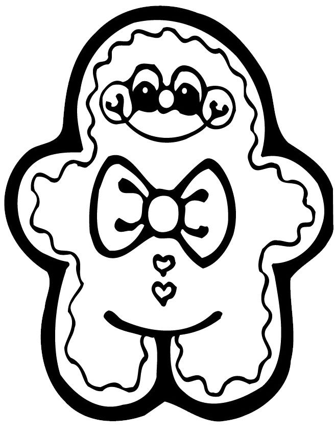 gingerbread man coloring pictures gingerbread christmas coloring pages to printable kids coloring pictures gingerbread man