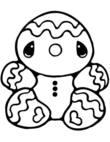 gingerbread man coloring pictures gingerbread man activity worksheet coloring pictures gingerbread man