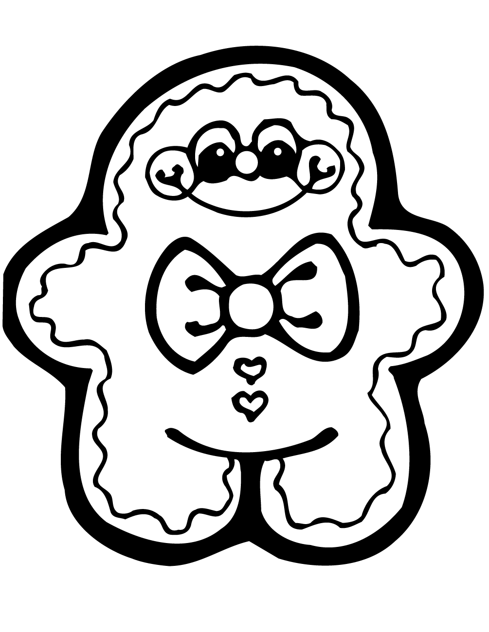 gingerbread man coloring pictures gingerbread man coloring pages to download and print for free coloring pictures gingerbread man