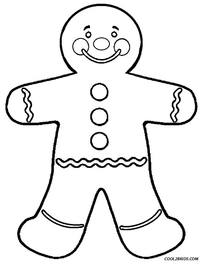 gingerbread man coloring pictures gingerbread man worksheet educationcom pictures gingerbread man coloring