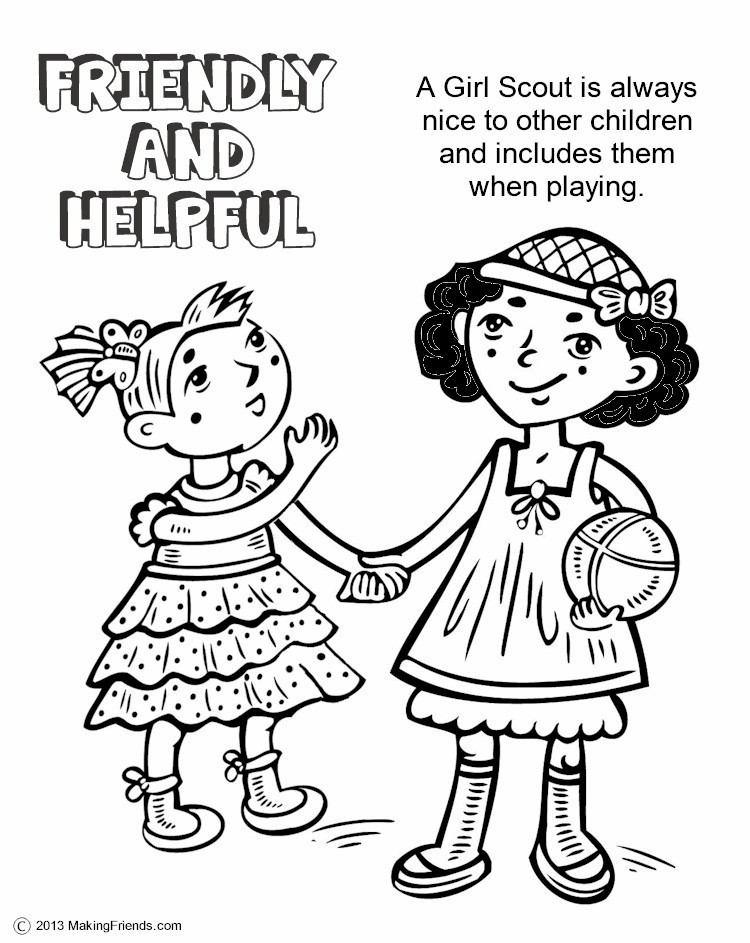girl scout promise coloring page 25 of the best ideas for girls scout promise coloring coloring page girl scout promise